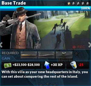 Job base trade