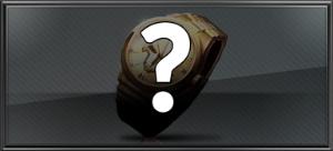 Gift mystery skull watch