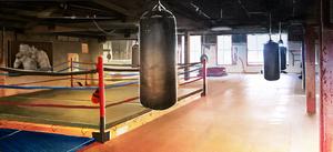 Property boxing gym