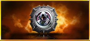 Item shadow medallion