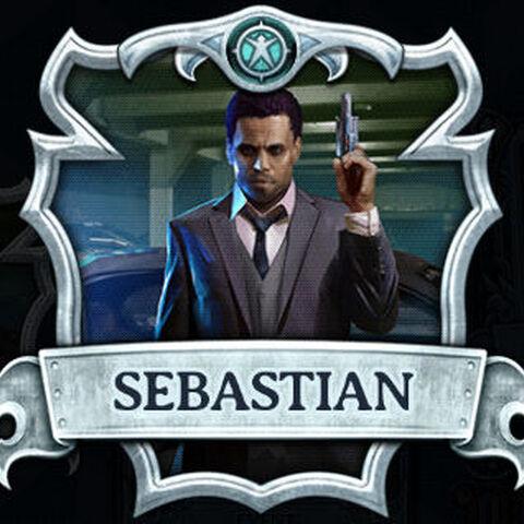 Sebastian au niveau 1
