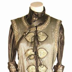 L'armure de Tanis