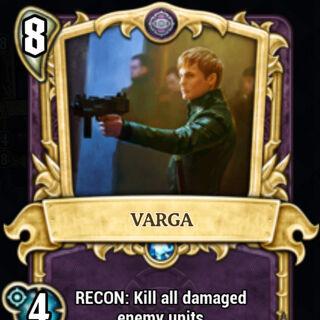 Varga in the <a href=