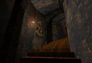 Stairs around The Tower