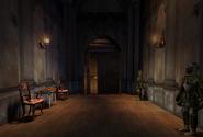 Corridor to Bethany's Office