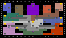 Rooms-map