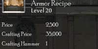 Elite Conquistador Armor