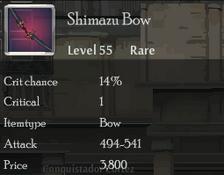 Shimazu Bow