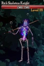 Rich skelet