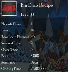 Era Dress Rec