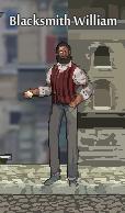 Blacksmith William