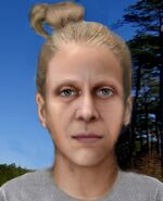 Newton County GA Allison Doe Reconstruction 6 Hair Up