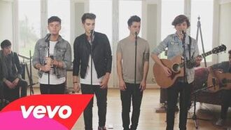 Union J - Carry You (Acoustic Version)
