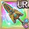 Gear-Steampunk Sword Icon