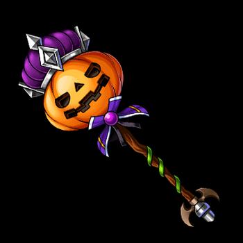 Gear-Pumpkin Lance Render