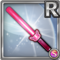 Gear-Red Glow Stick Icon
