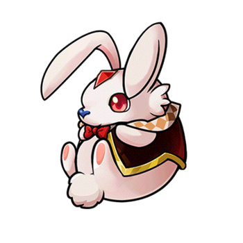 Gear-White Bunny Render