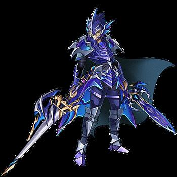 Gear-Dragoon Cuchulainn Render