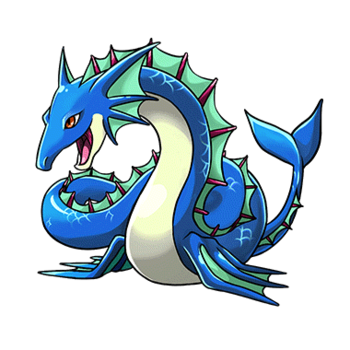 Gear-Sea Serpent Render
