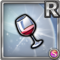 Gear-Nonspillable Wine Icon