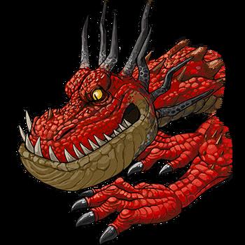 Gear-レッドドラゴン Render