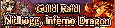 Raid-Nidhogg, Inferno Dragon