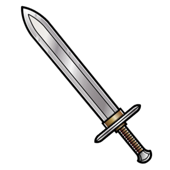 Gear-Broad Sword Render