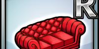 Classic Sofa (Red) (Furniture)