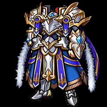 Gear-Armor of Ajero Render