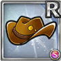 Gear-Brown Ten-Gallon Hat Icon