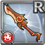 Gear-Flame Sword Icon