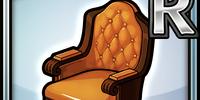Casino Chair (Beige) (Furniture)