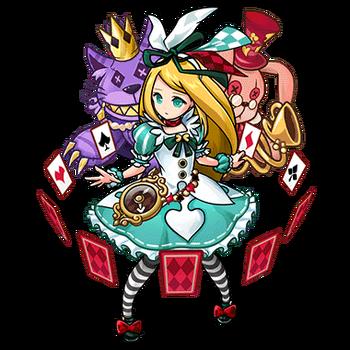Gear-Wonderful Alice Render