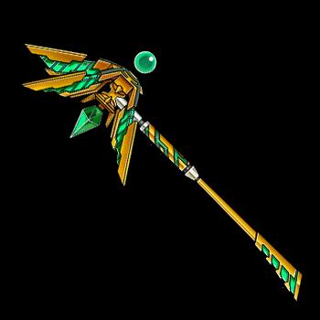 Gear-Solomon- Staff of Light Render