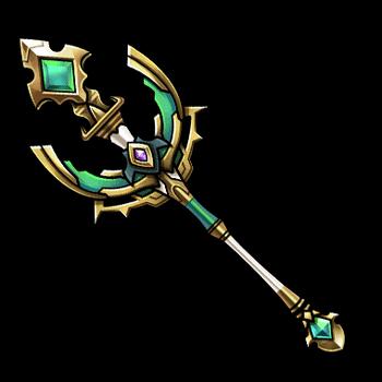 Gear-Jade Cane Render
