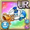 Gear-Enchanted Rabbit's Horn Icon
