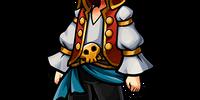 Pirate Clothes (M) (Gear)