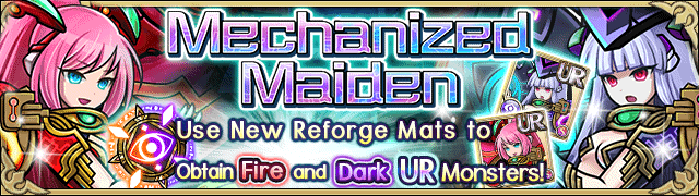 Event- Mechanized Maiden