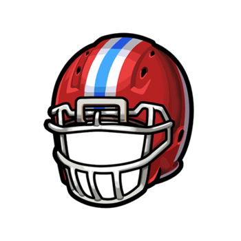 Gear-Football Helmet Render