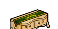Classic Low Chest (Beige) (Furniture)
