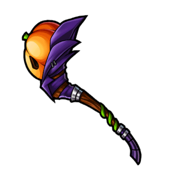 Gear-Pumpkin Staff Render