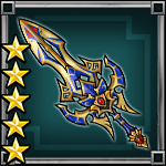 Gear-Gram- Shineblade Weapon Icon (Three Kingdoms Smash!)