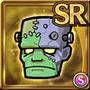 Gear-Frankenstein Head Icon