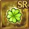 Gear-Four-Leaf Clover Icon