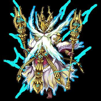Gear-Indra, Shangdi God Render