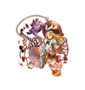 Gear-Wonderful Alice Render (Three Kingdoms Smash!)