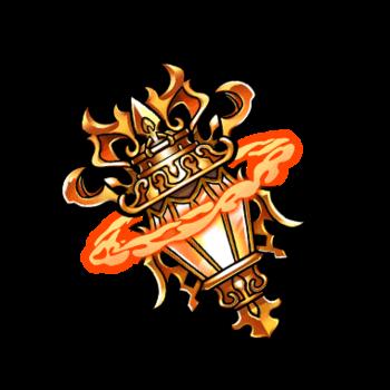 Gear-Eternal Lantern Render