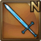 Gear-Glass Sword Icon