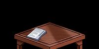 Dark Japanese Table (Furniture)