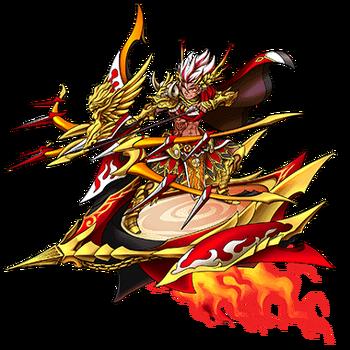 Gear-Apollo, Sun Incarnate Render